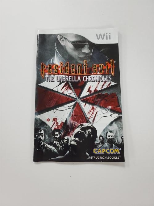 Resident Evil The Umbrella Chronicles (I)