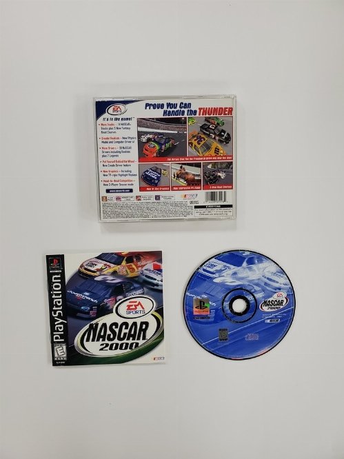 NASCAR 2000 (CIB)