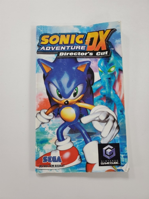 Sonic Adventure DX Director's Cut (I)