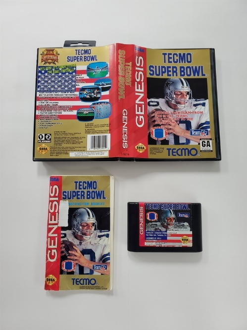 Tecmo Super Bowl (CIB)