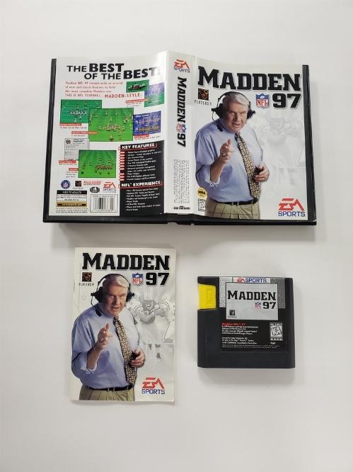Madden NFL 97 (CIB)