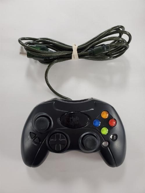 Hip Gear Black Controller for XBOX (C)