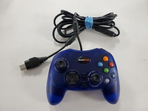 GameStop Blue Controller for Xbox (C)