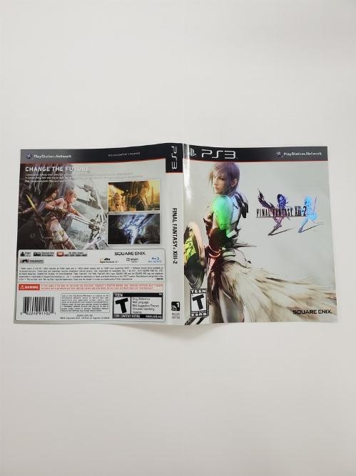 Final Fantasy XIII-2 (B)