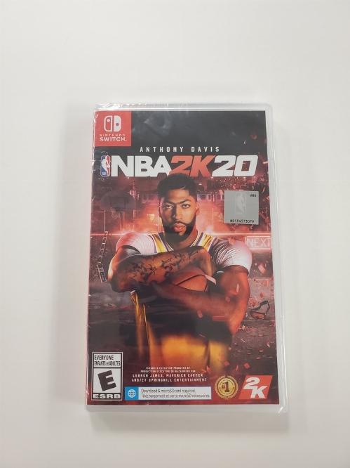 NBA 2K20 (NEW)