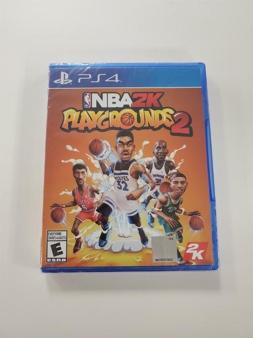 NBA 2K Playgrounds 2 (NEW)