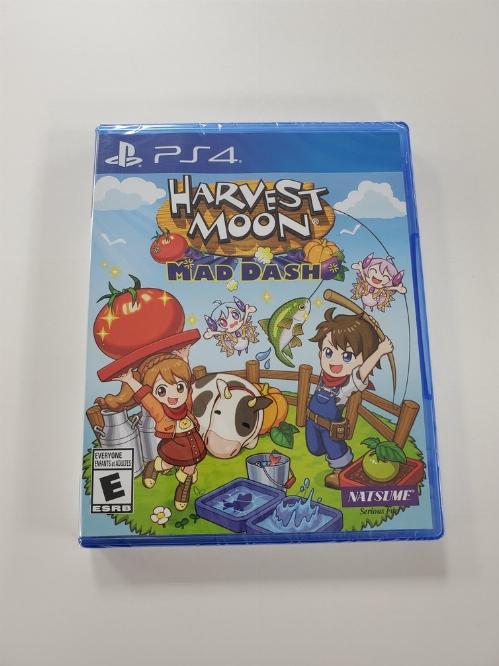 Harvest Moon: Mad Dash (NEW)