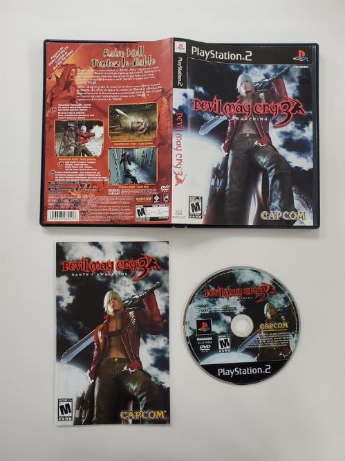 Devil May Cry 3: Dante's Awakening (CIB)