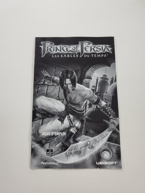 Prince of Persia: The Sands of Time (I)