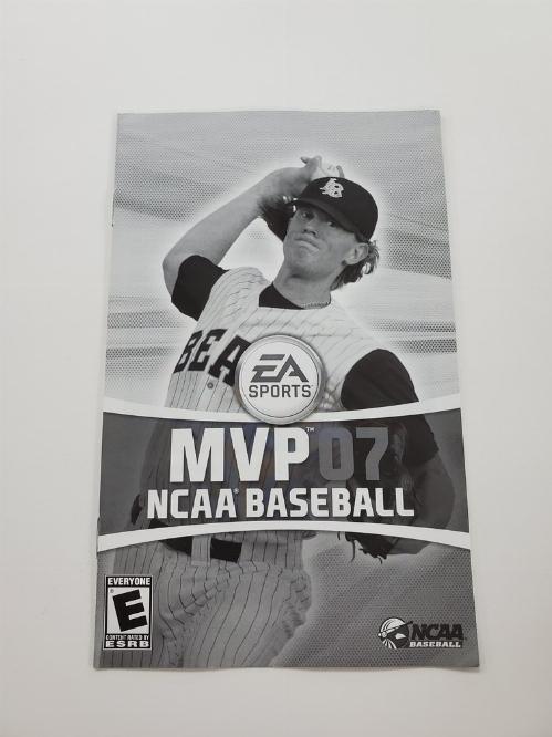 MVP NCAA Baseball 07 (I)