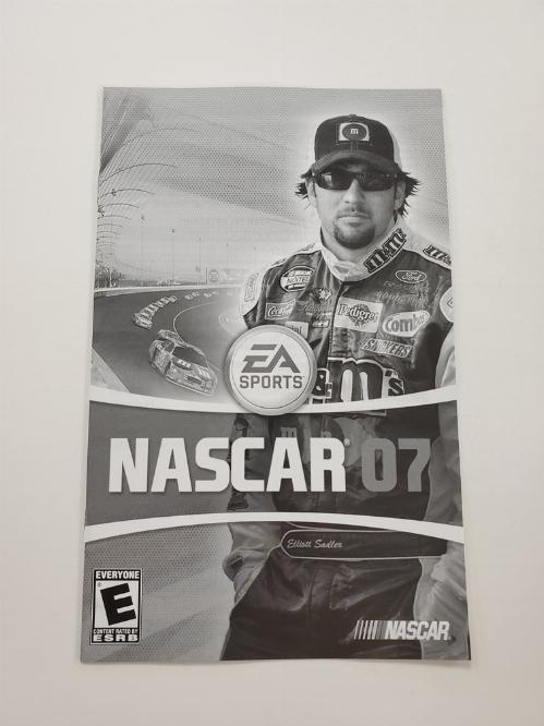 NASCAR 07 (I)