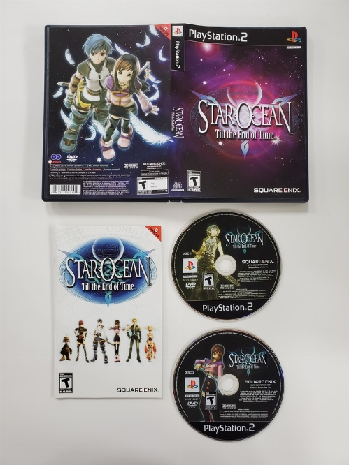 Star Ocean: Till the End of Time (CIB)