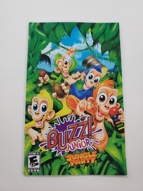 Buzz! Junior: Jungle Party (I)