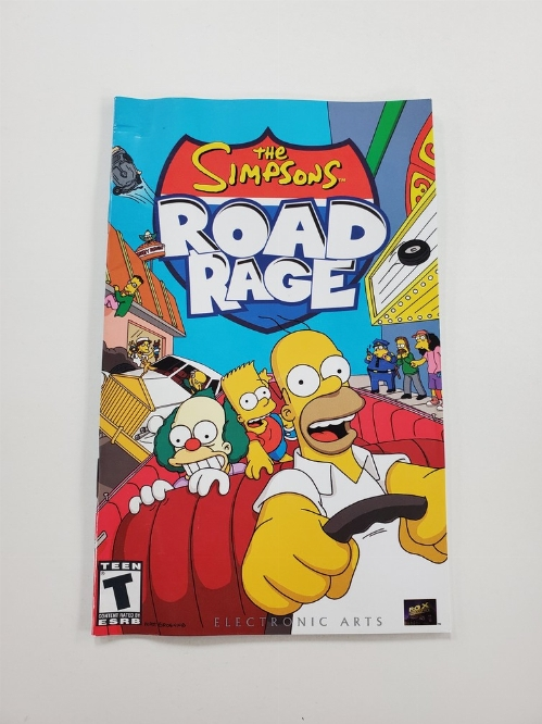 Simpsons: Road Rage, The (I)