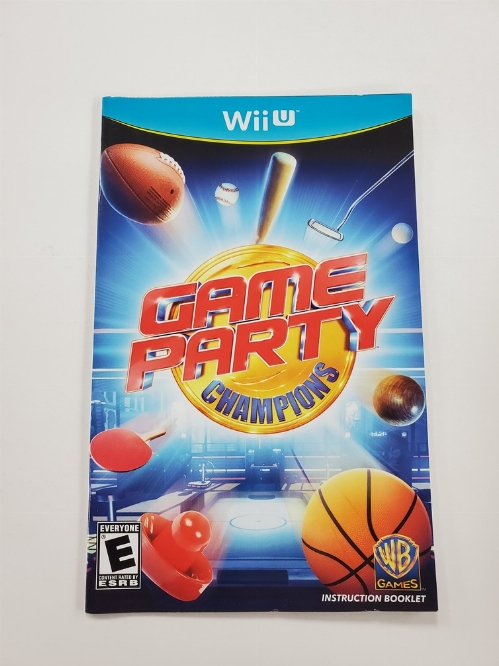 Game Party: Champions (I)