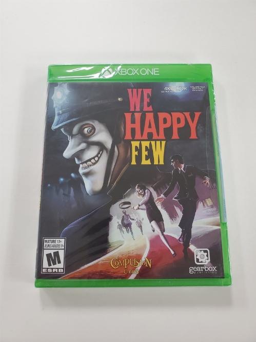 We Happy Few (NEW)