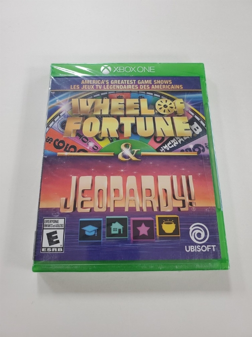 America's Greatest Game Shows: Wheel Of Fortune & Jeopardy (NEW)