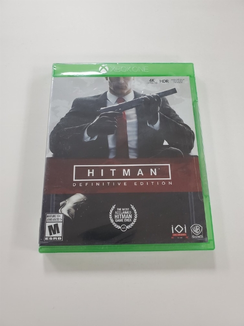 Hitman: Definitive Edition (NEW)