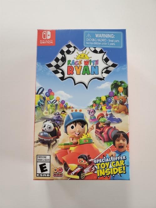 Race With Ryan [Car Bundle] (NEW)