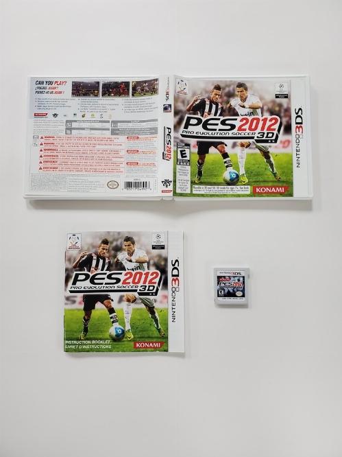 Pro Evolution Soccer 2012 (CIB)