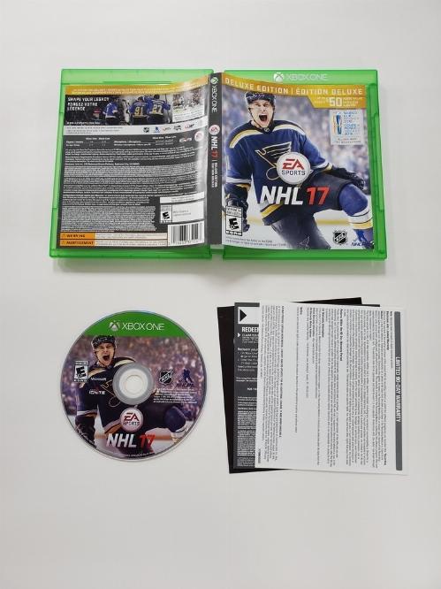 NHL 17 (Deluxe Edition) (CIB)