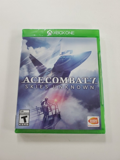 Ace Combat 7 Skies Unknown (NEW)