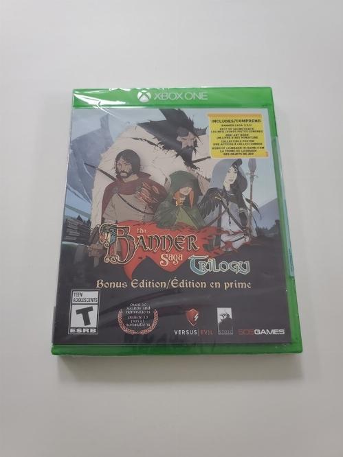 Banner Saga Trilogy: Bonus Edition (NEW)