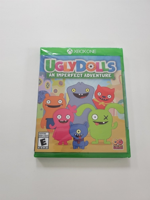 Ugly Dolls: An Imperfect Adventure (NEW)