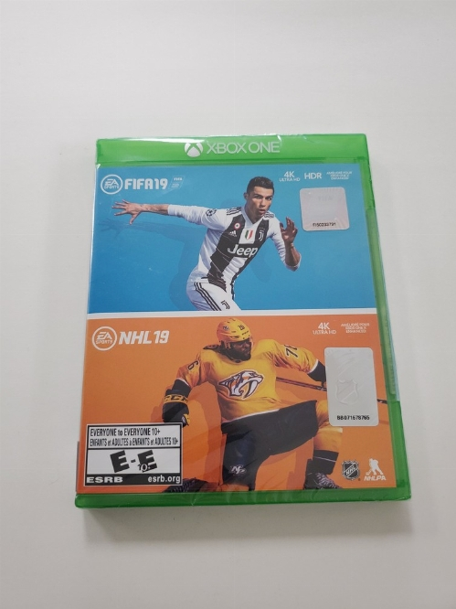 FIFA 19/NHL 19 Pack (NEW)