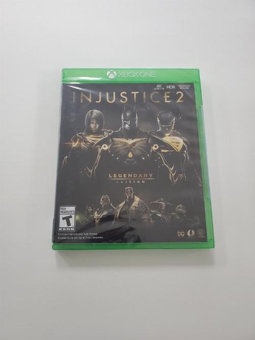Injustice 2 Legendary Edition (NEW)