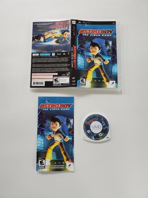 Astro Boy: The Video Game (CIB)