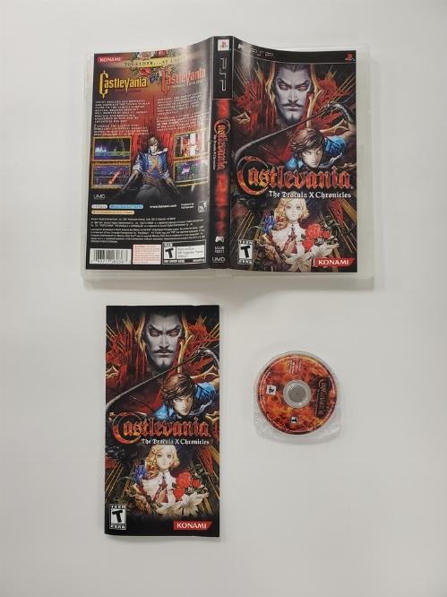 Castlevania Dracula X Chronicles (CIB)