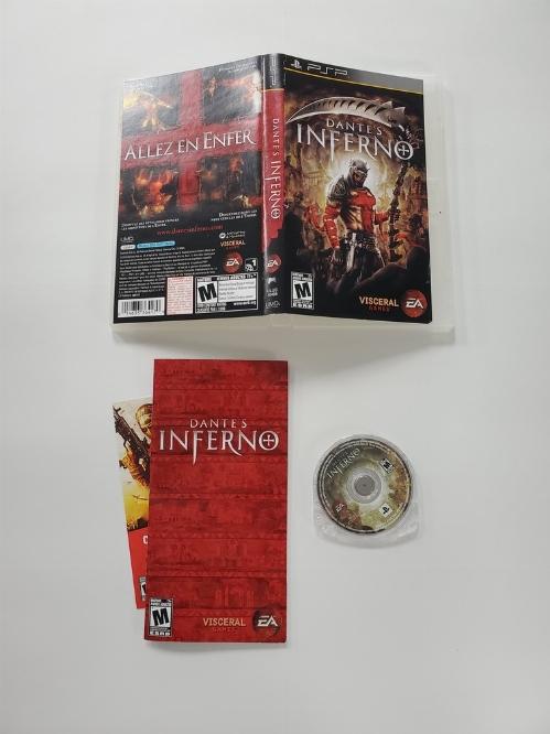 Dante's Inferno (CIB)