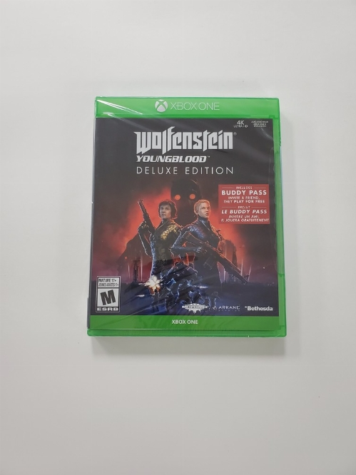 Wolfenstein Youngblood [Deluxe Edition] (NEW)