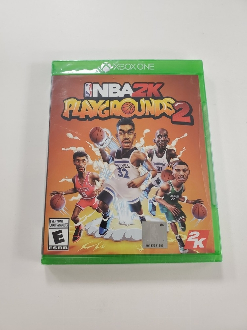 NBA 2K Playgrounds 2 (NEW)