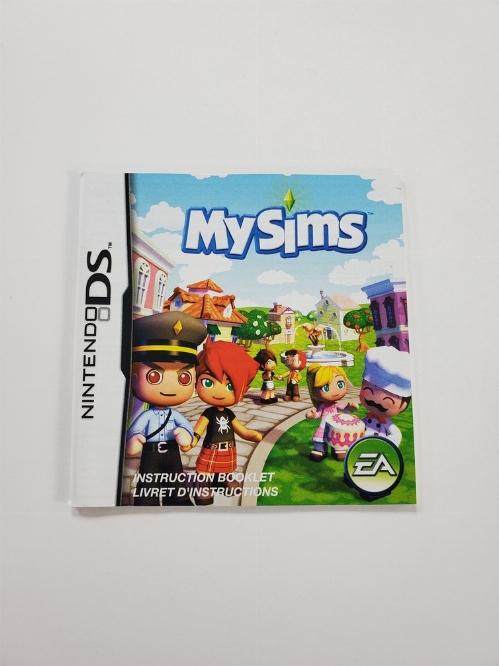 MySims (I)