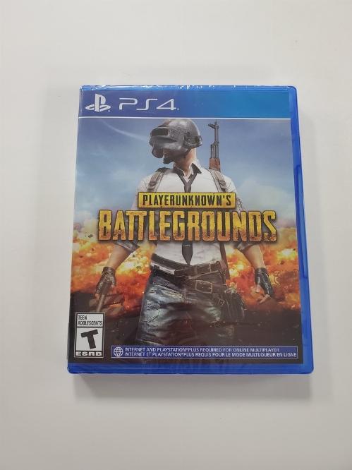PlayerUnknown's Battlegrounds (NEW)