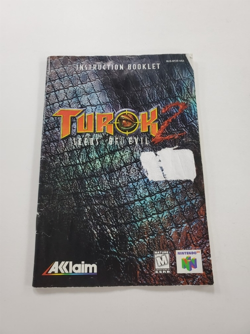 Turok 2 Seeds of Evil (I)