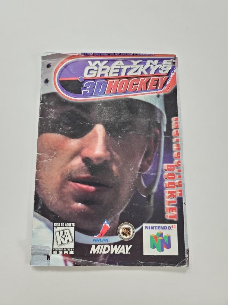 Wayne Gretzky's 3D Hockey (I)