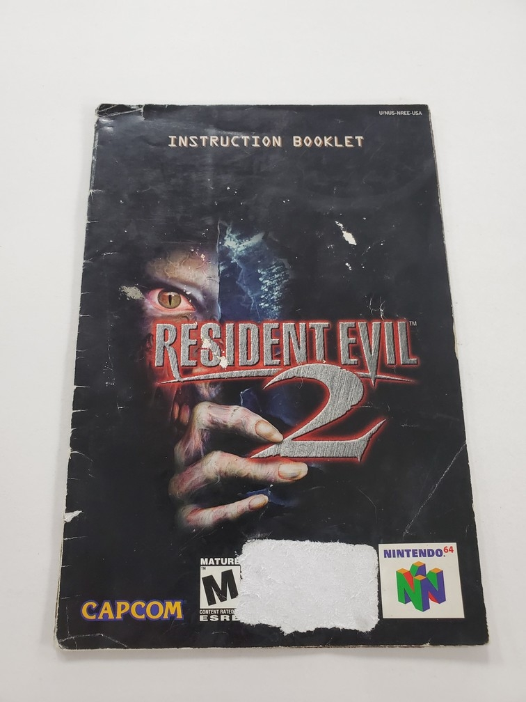 Resident Evil 2 (I)