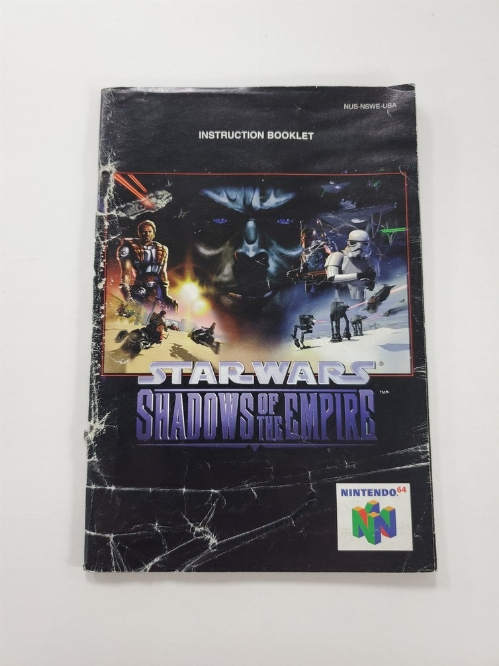 Star Wars Shadows of the Empire (I)