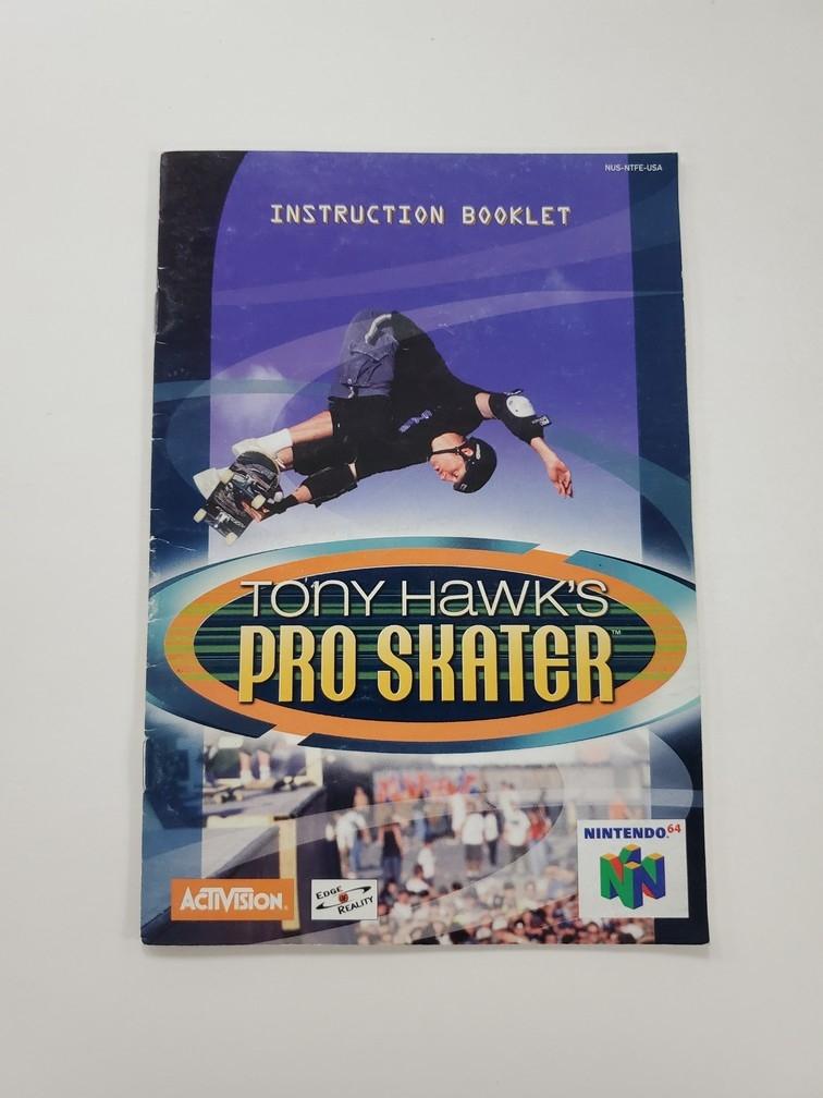 Tony Hawk's Pro Skater (I)