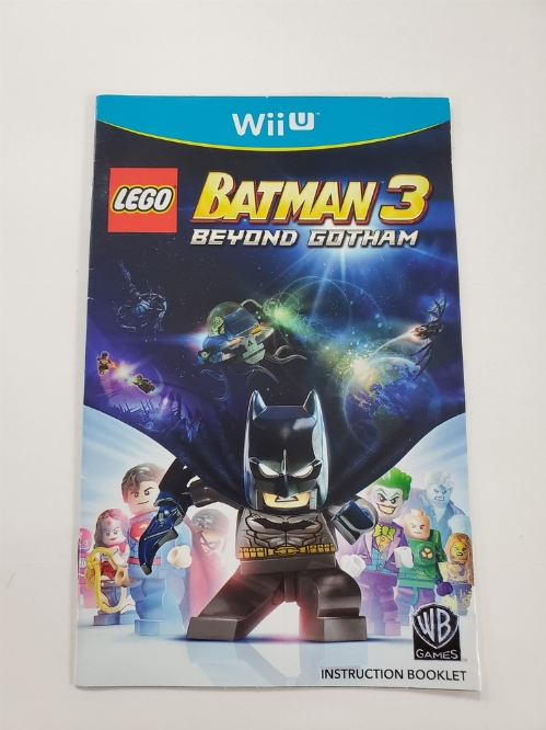 LEGO Batman 3: Beyond Gotham (I)