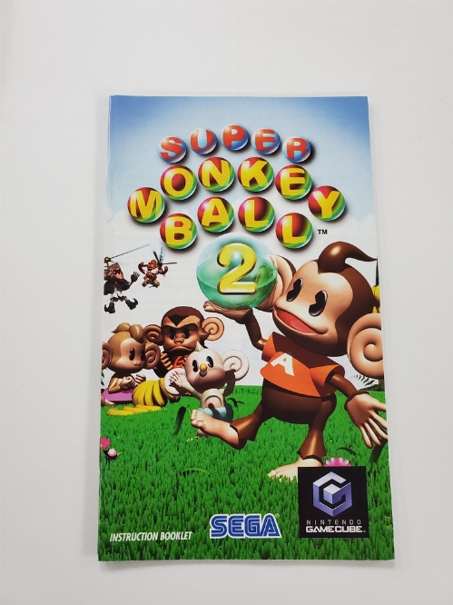 Super Monkey Ball 2 (I)