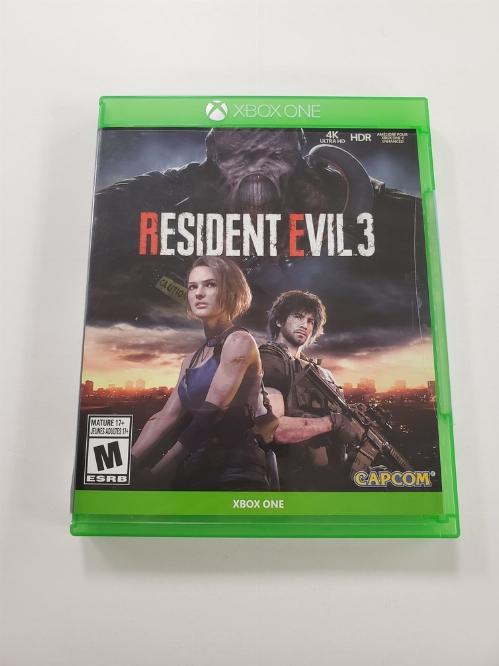 Resident Evil 3 (NEW)