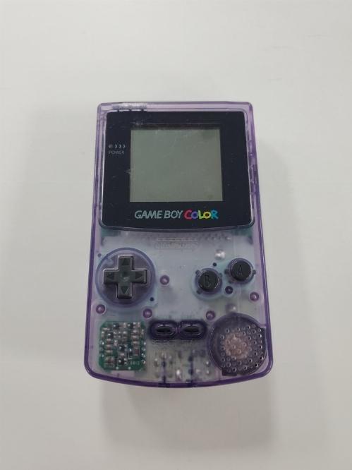 Game Boy Color Atomic Purple (C)
