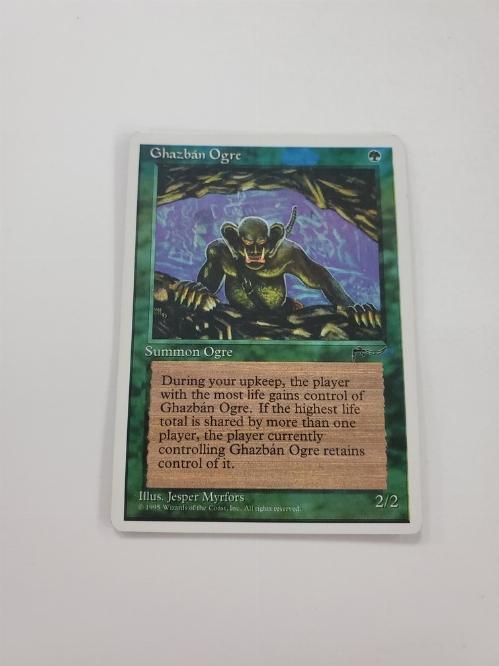 Ghazbán Ogre (Chronicles Expansion)