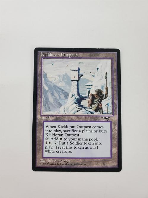 Kjeldoran Outpost