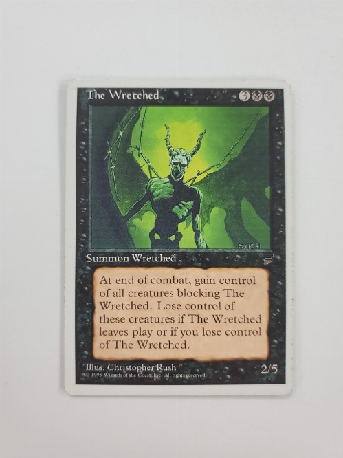 The Wretched (Chronicles Expansion)