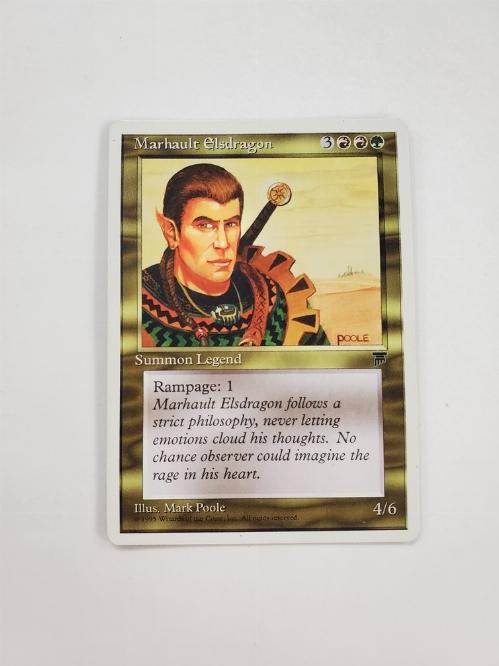 Marhault Elsdragon (Chronicles Expansion)